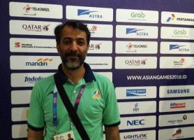 سرپرست تیم ملی هندبال: وقتی اختلاف زیاد شد به ترکیب دوم بازی دادیم