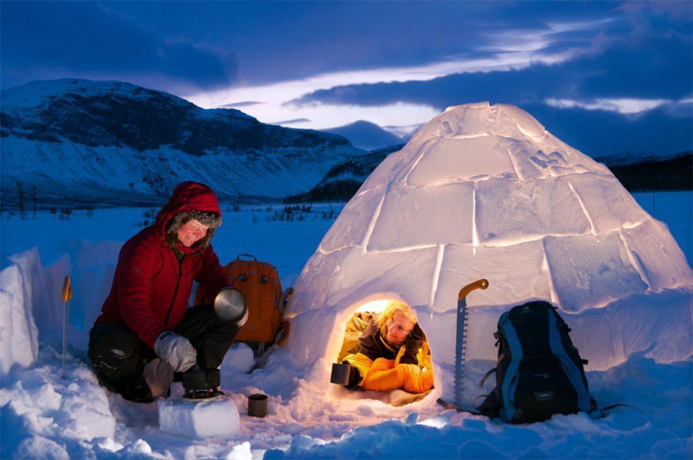 زمستان سامی در سوئد