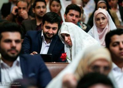 ترویج فرهنگ اسلامی ازدواج آسان مایه خیر و برکت در زندگی خواهد بود