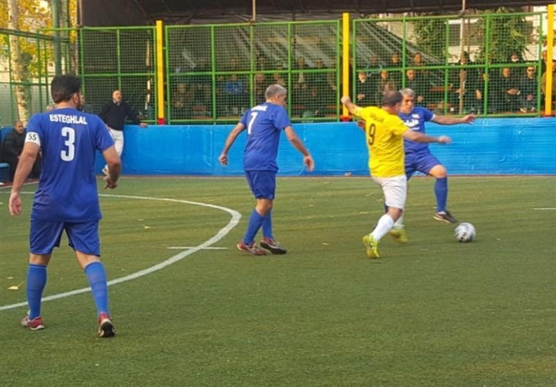 قرعه کشی مسابقات فوتبال جام باشگاهی پیشکسوتان برگزار گردید