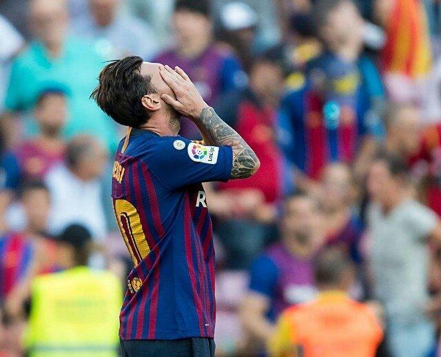واکنش مسی به نتایج ضعیف اخیر بارسلونا