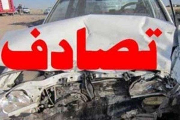 تصادف در جاده گنجنامه همدان 6 کشته و مجروح برجای گذاشت