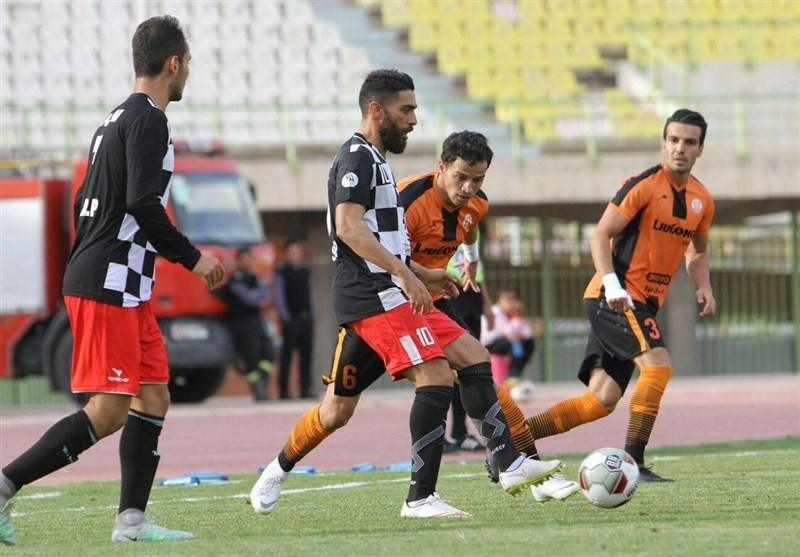 لیگ دسته اول فوتبال، صعود شاگردان کاظمی به رده دوم و انتها ناکامی های کارون اروند
