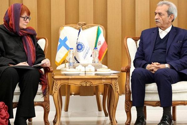 رئیس هیات روابط پارلمان اروپا با ایران: سازوکار ویژه مالی ایران و اروپا به زودی نهایی می گردد