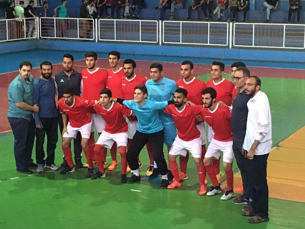 لیگ دسته یک فوتسال؛ جدال تیم های فارسی ناکام