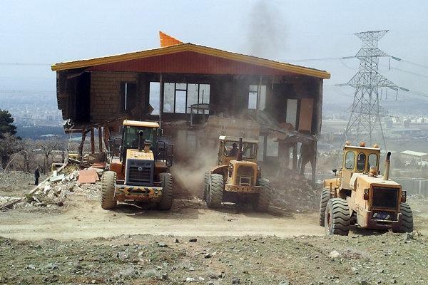 خانه هایی که در مازندران به بادی بندند!
