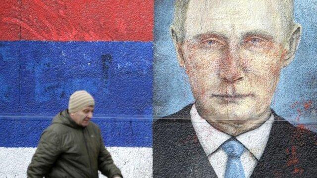 صربستان آماده استقبال گرم از پوتین