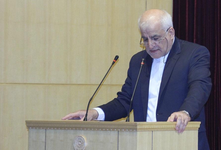 سفیر ایران در چین: منافع مشترک مهمترین شاخص کمربند-راه است