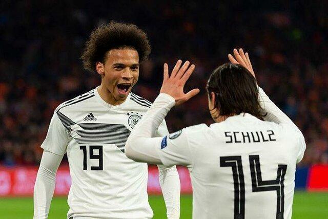 آلمان در لحظات پایانی هلند را شکست داد