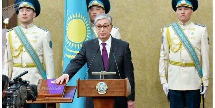 رئیس جمهور موقت قزاقستان به روسیه سفر می نماید