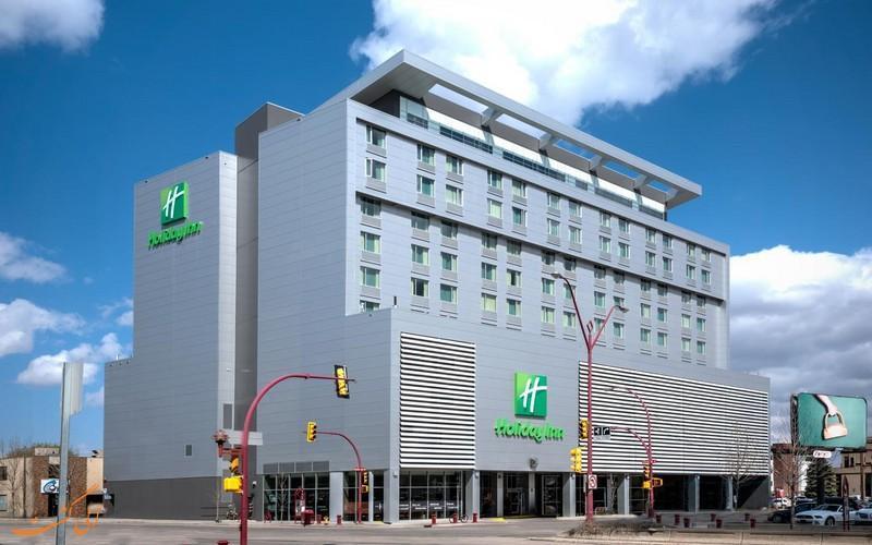 معرفی هتل 4 ستاره هالیدی این دوون تون ساسکاتون کانادا