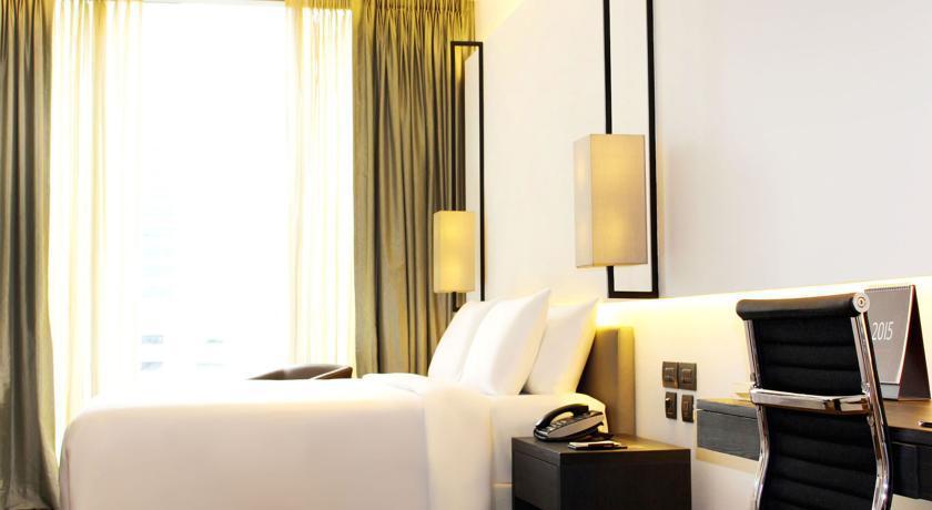 آشنایی با هتل 4 ستاره آمارا بانکوک تایلند