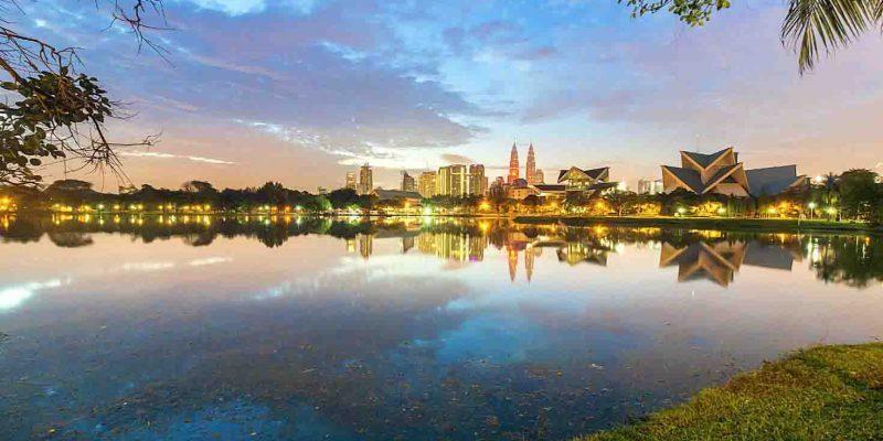 برترین مناطق سرسبز خارج از شهر کوالالامپور مالزی