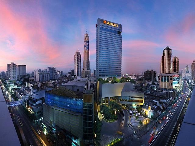 آشنایی با هتل های بانکوک تایلند