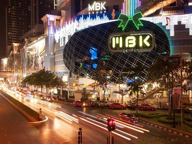 آشنایی با مراکز خرید تایلند