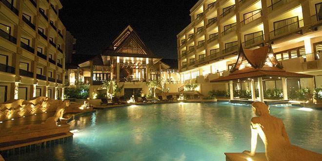 هتل گاردن کلیف پاتایا (Garden Cliff Resort &amp Spa)