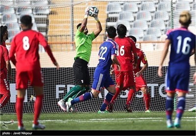 دیدار افغانستان - سنگاپور در استادیوم تختی تهران برگزار می گردد