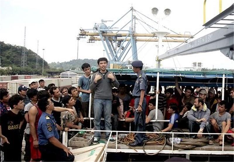 غرق شدن 53 مهاجر افغانی در آب های اندونزی