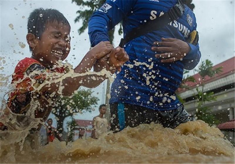 تصاویر سیل در مالزی، اندونزی و تایلند l◉l