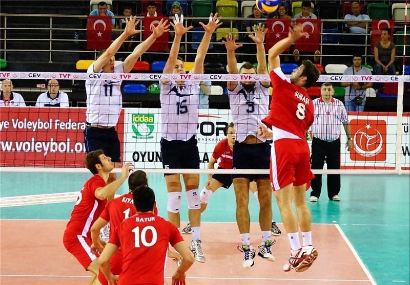 صربستان، روسیه، ایتالیا و بلغارستان به نیمه نهایی رسیدند