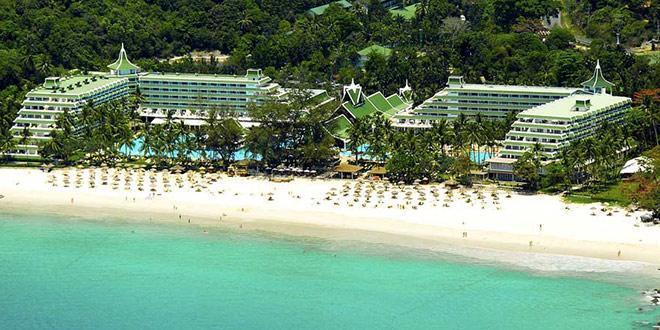 هتل لمردین پوکت (Le Meridien Phuket Beach Resort)