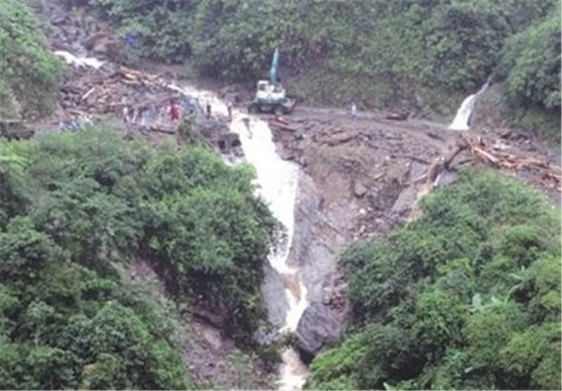 افزایش تلفات وقوع سیل در ویتنام به 41 کشته
