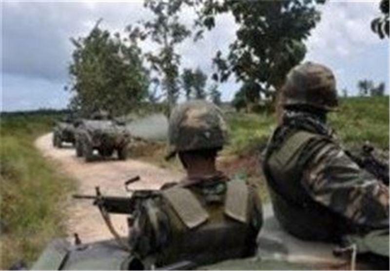 35 شبه نظامی فیلیپینی در حال فرار از مالزی دستگیر شدند