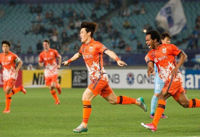 پیروزی ججو یونایتد برابر بوریرام تایلند
