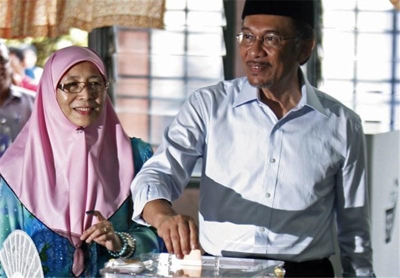حضور گسترده مردم در انتخابات سراسری مالزی