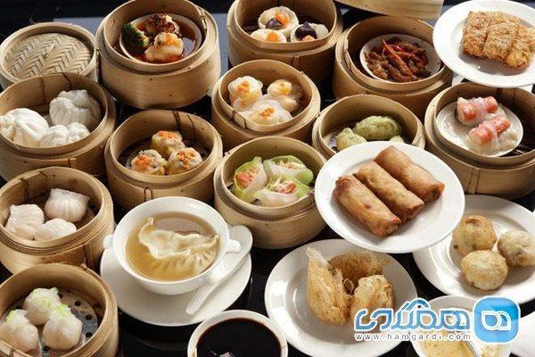 کدام غذاهای چینی مورد علاقه گردشگران هستند؟