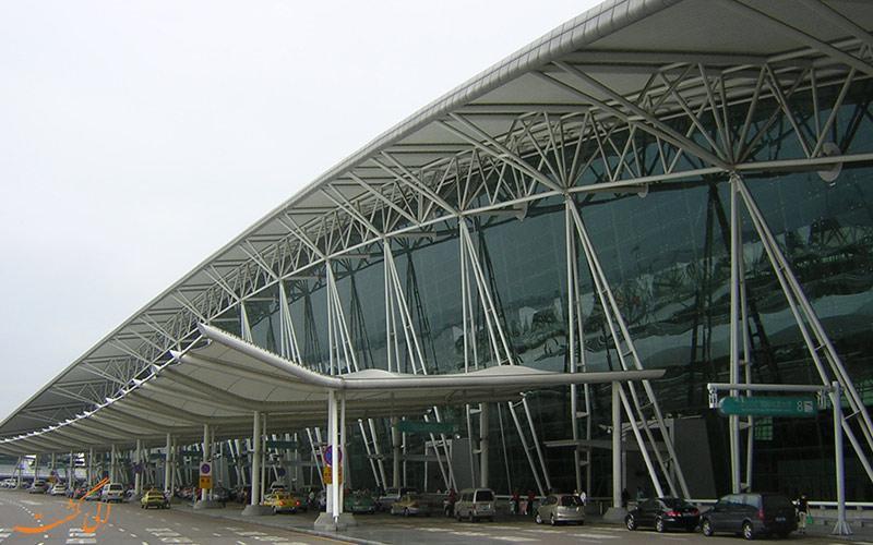معرفی فرودگاه بین المللی بایون گوانجو