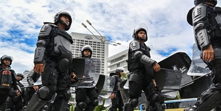 کشف و خنثی سازی چندین بمب گذاری در مناطق تجاری جاکارتا