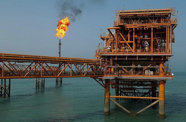 ایران در فراوری گاز از قطر پیشی گرفت