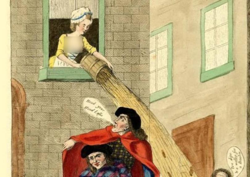 دانستنی های تکان دهنده از اروپای قدیم