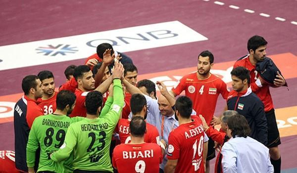 تیم ملی هندبال ایران - هنگ کنگ، شاگردان حبیبی در اندیشه کسب عنوان پنجمی رقابت های انتخابی المپیک