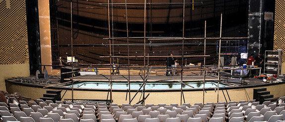 گزارشی از نوسازی های فنی تالار اصلی تئاتر شهر