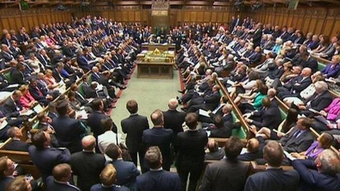 ضربه جدید مجلس انگلیس به جانسون در ماجرای برگزیت