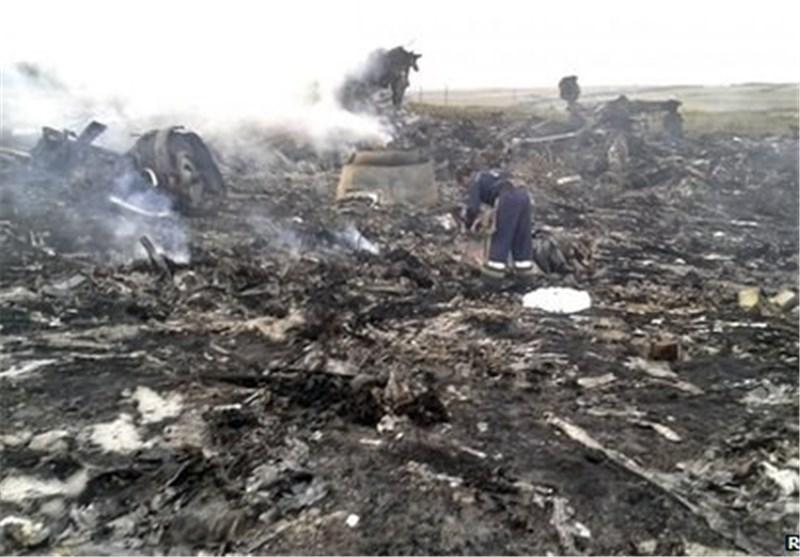 جعبه های سیاه هواپیمای مالزی تحویل انگلیس شد