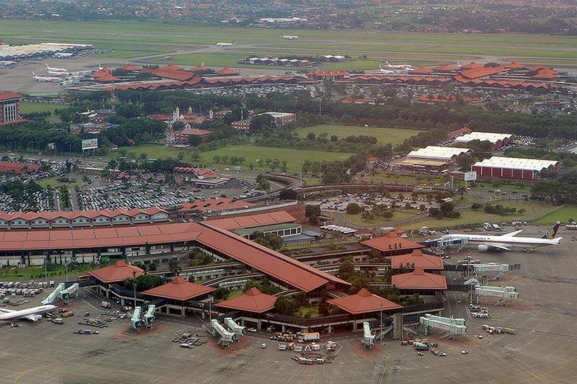 فرودگاه بین المللی سوئکارنو-هتا، جاکارتا، اندونزی