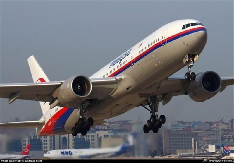 آمریکا هواپیمای مالزی را سرنگون نموده است