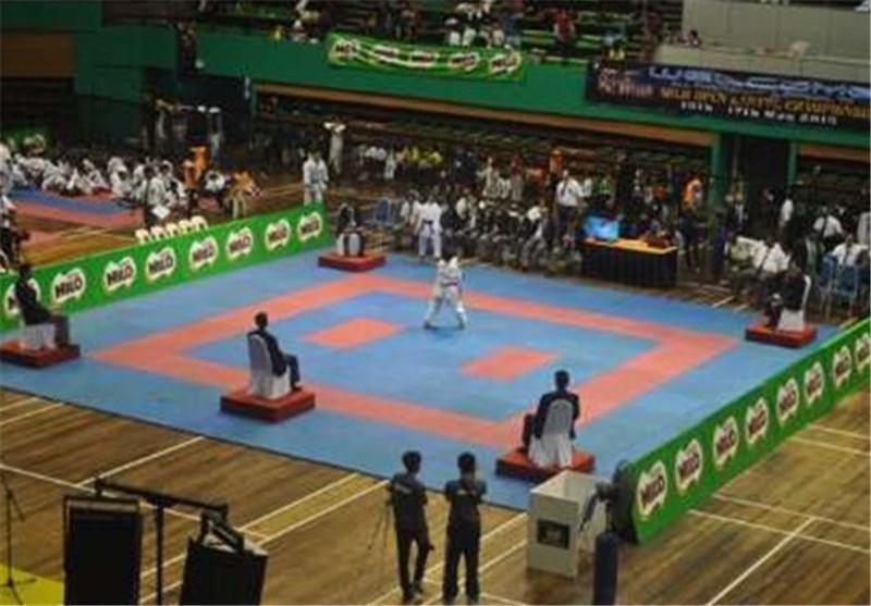 نایب قهرمانی نماینده کاراته ایران در کاپ آزاد مالزی