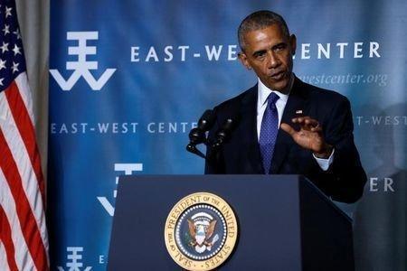 اوباما: روابط امنیتی با ترکیه کاهش نیافته است، پکن در دریای چین جنوبی زورآزمایی نکند
