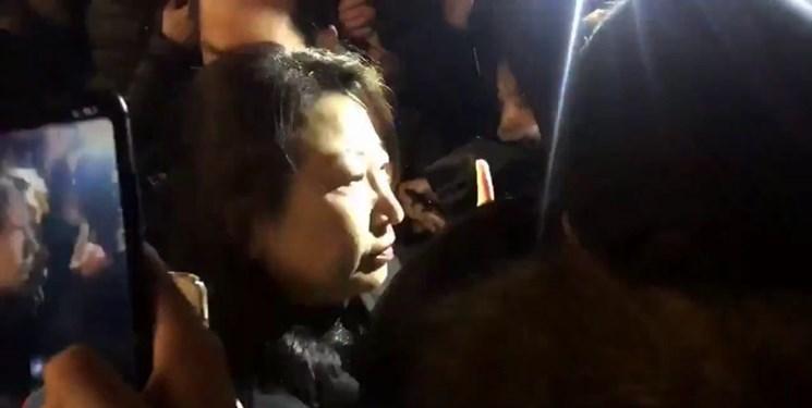 واکنش ها به حمله به وزیر دادگستری هنگ کنگ در لندن