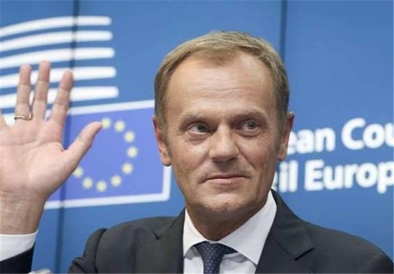 هشدار رئیس شورای اروپا نسبت به صندلی بین المللی انگلیس پس از برگزیت