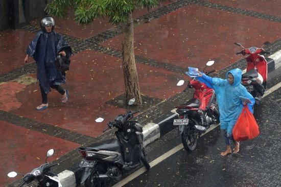 افزایش تلفات و خسارات سیل در اندونزی
