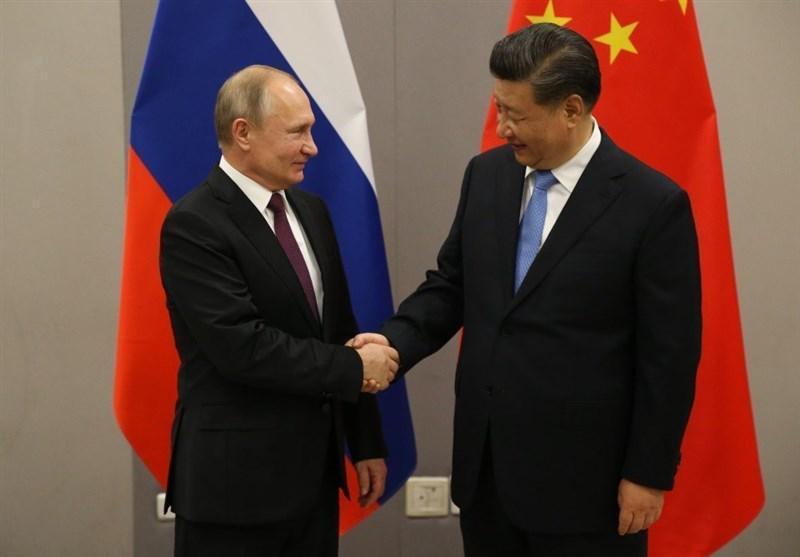 سومین دیدار پوتین با رئیس جمهوری چین در امسال