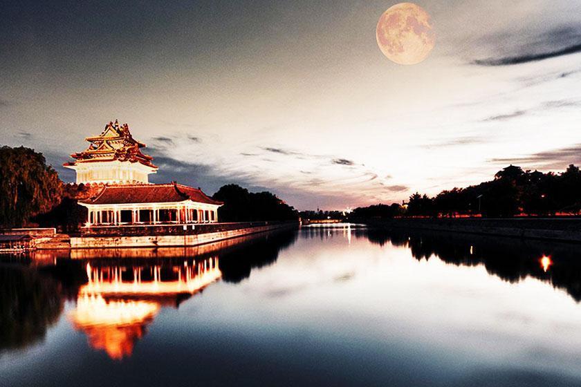 مجموعه کاخ های شهر ممنوعه، بزرگترین مجموعه چوبی دنیا
