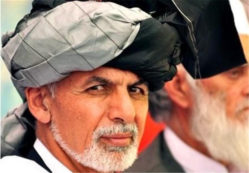 بازگشت اشرف غنی احمدزی به کابل پس از امضای 4 توافقنامه با چین
