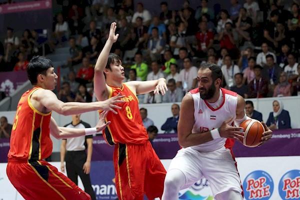 سیدبندی مسابقاتجام جهانی بسکتبال معین شد، ایران درسید پنجم