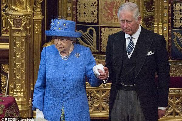 انگلیس؛ پادشاه جای ملکه را می گیرد
